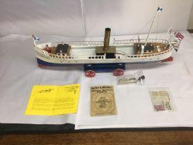 SOLD  Tucher & Walter Clerment  Steam Yacht